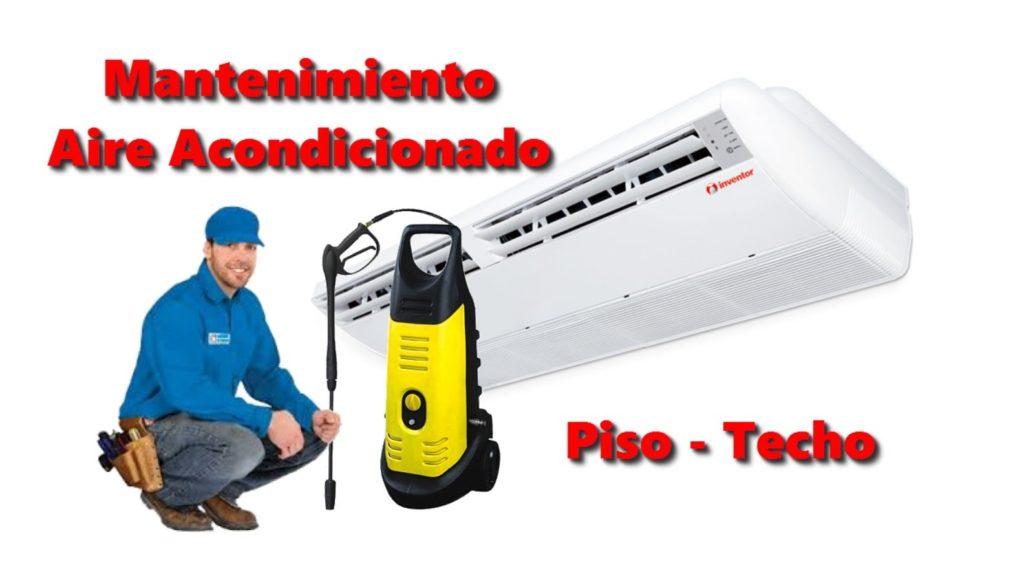 Mantenimiento de Equipos de Aire Acondicionado San Isidro, Miraflores y Surco.