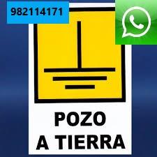 【POZO A TIERRA】🥉 Mantenimiento, Instalación Lince, Magdalena
