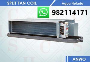Instalación Mantenimiento Agua Helada Fan Coil Chiller en San Isidro, Miraflores, Surco