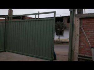 Fabricación, Instalación, Reparación, Mantenimiento de Puerta, Porton Métal en San Borja, Lima