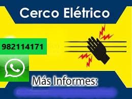 【CERCO ELÉCTRICO】🥇 Instalación y Mantenimiento en Pueblo Libre, San Miguel, Magdalena