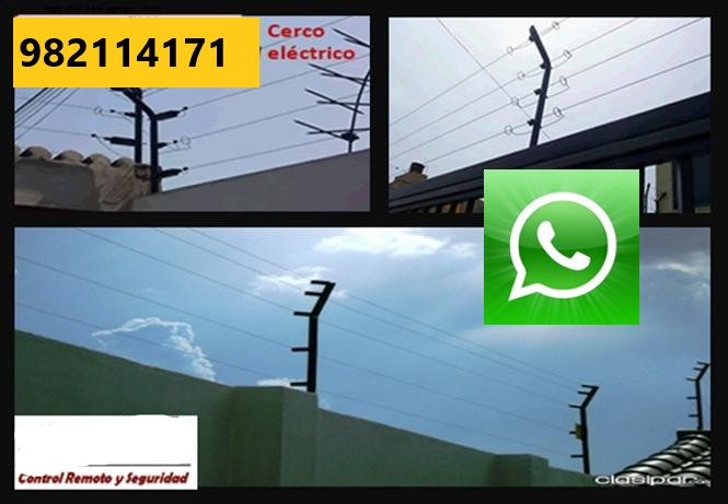 【CERCO ELÉCTRICO】🥇 Instalación y Mantenimiento Callao, Ventanilla, Bellavista