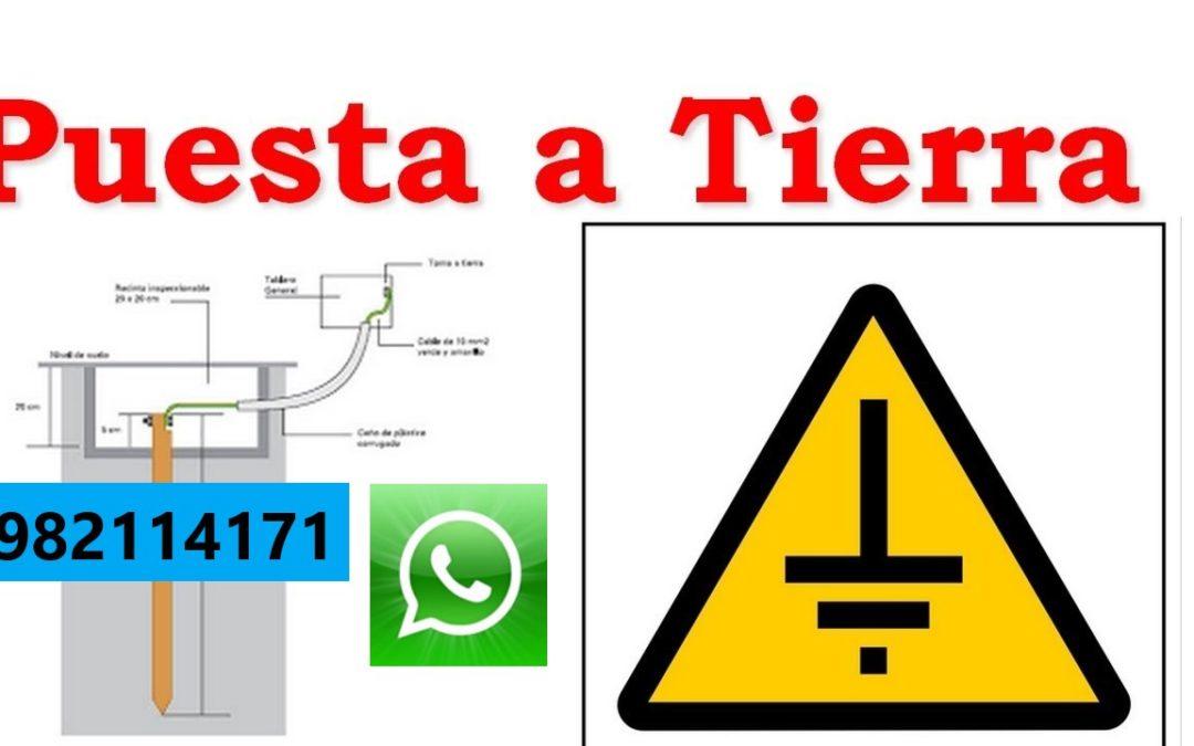【POZO A TIERRA】🥉 Mantenimiento é Instalación Callao, Ventanilla