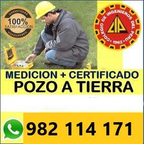 【POZO A TIERRA】🥉 Mantenimiento é Instalación San Borja, Surco