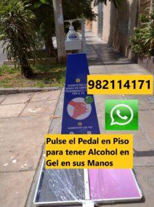 Kit Desinfectante de Ingreso 3 En 1 Sin Contacto En Lima
