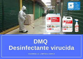 Amonio Cuaternario Quinta Generación Desinfectanteen Chiclayo
