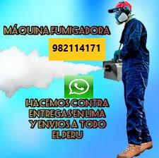 LIQUIDO FUMIGADORA, TERMONEBULIZADORA en Lima