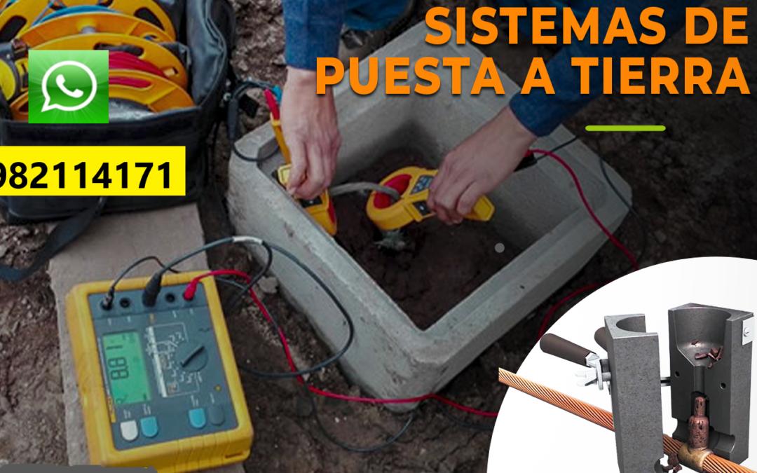 【POZO A TIERRA】Mantenimiento, Instalación Pueblo Libre